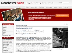 Manchester Salon