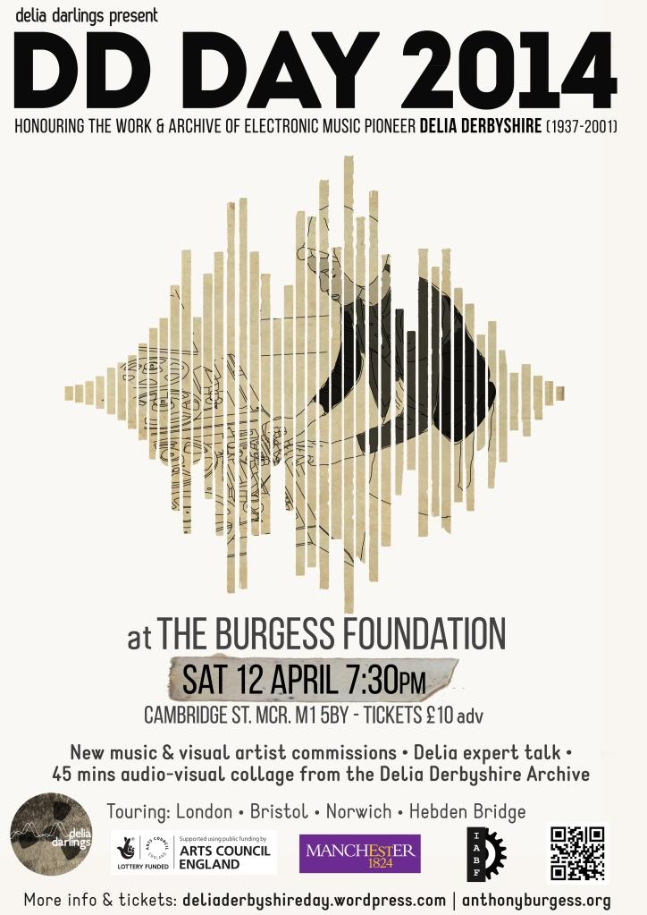 DD Day 2014 IABF poster